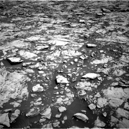 Nasa's Mars rover Curiosity acquired this image using its Right Navigation Camera on Sol 1830, at drive 910, site number 66