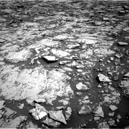 Nasa's Mars rover Curiosity acquired this image using its Right Navigation Camera on Sol 1830, at drive 916, site number 66