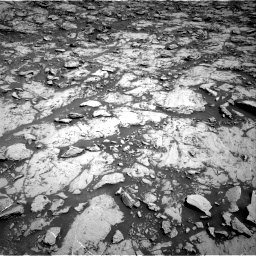 Nasa's Mars rover Curiosity acquired this image using its Right Navigation Camera on Sol 1830, at drive 934, site number 66