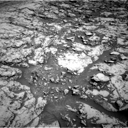 Nasa's Mars rover Curiosity acquired this image using its Right Navigation Camera on Sol 1830, at drive 946, site number 66