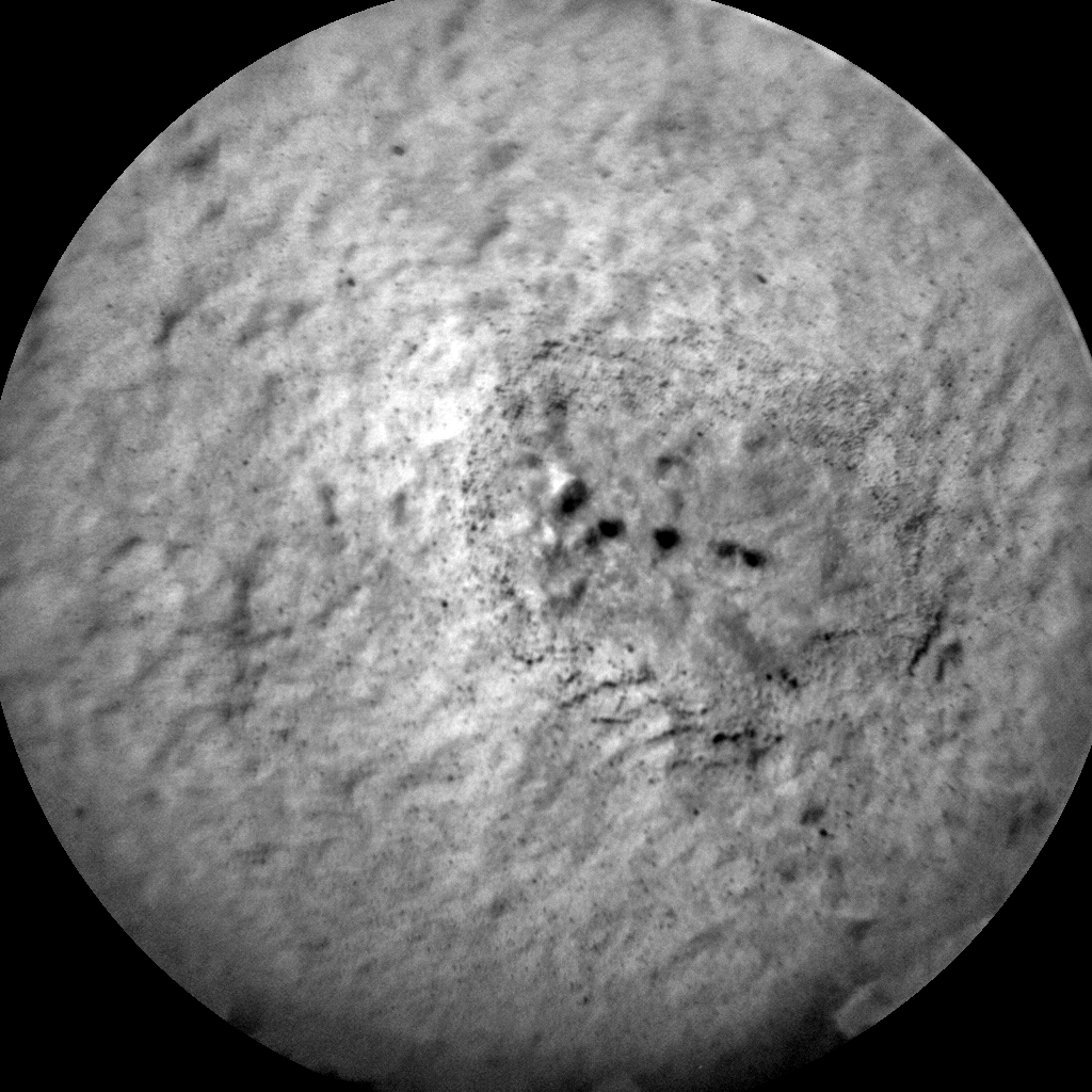 Nasa's Mars rover Curiosity acquired this image using its Chemistry & Camera (ChemCam) on Sol 1830, at drive 856, site number 66
