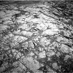 Nasa's Mars rover Curiosity acquired this image using its Left Navigation Camera on Sol 1834, at drive 964, site number 66