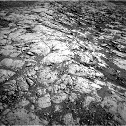 Nasa's Mars rover Curiosity acquired this image using its Left Navigation Camera on Sol 1834, at drive 976, site number 66