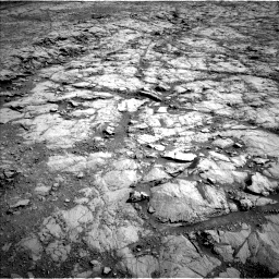 Nasa's Mars rover Curiosity acquired this image using its Left Navigation Camera on Sol 1834, at drive 1078, site number 66
