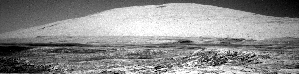 Nasa's Mars rover Curiosity acquired this image using its Right Navigation Camera on Sol 1834, at drive 952, site number 66