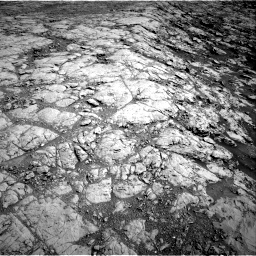 Nasa's Mars rover Curiosity acquired this image using its Right Navigation Camera on Sol 1834, at drive 964, site number 66