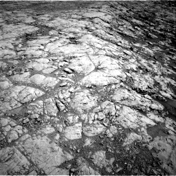 Nasa's Mars rover Curiosity acquired this image using its Right Navigation Camera on Sol 1834, at drive 970, site number 66
