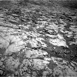 Nasa's Mars rover Curiosity acquired this image using its Right Navigation Camera on Sol 1834, at drive 988, site number 66