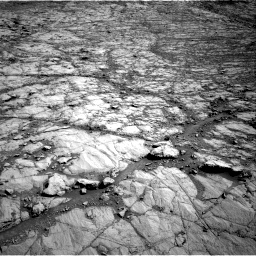 Nasa's Mars rover Curiosity acquired this image using its Right Navigation Camera on Sol 1834, at drive 1060, site number 66
