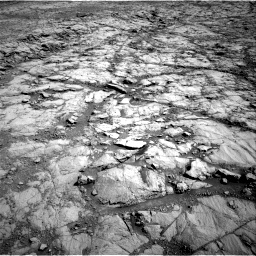 Nasa's Mars rover Curiosity acquired this image using its Right Navigation Camera on Sol 1834, at drive 1078, site number 66