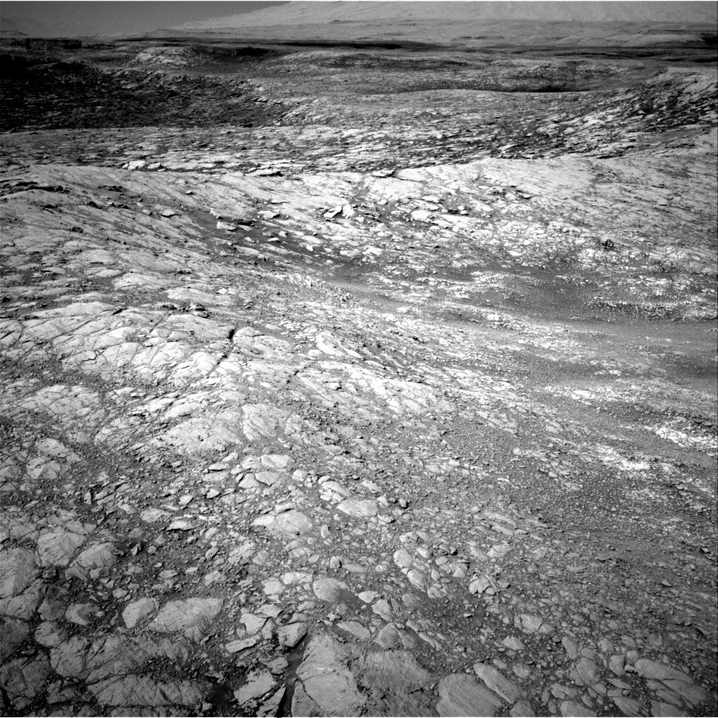 Nasa's Mars rover Curiosity acquired this image using its Right Navigation Camera on Sol 1834, at drive 1084, site number 66
