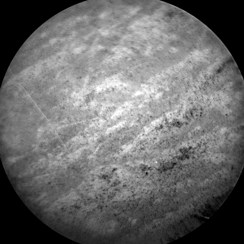 Nasa's Mars rover Curiosity acquired this image using its Chemistry & Camera (ChemCam) on Sol 1836, at drive 1112, site number 66