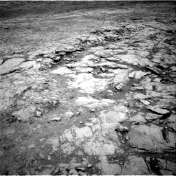 Nasa's Mars rover Curiosity acquired this image using its Right Navigation Camera on Sol 1837, at drive 1118, site number 66
