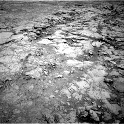 Nasa's Mars rover Curiosity acquired this image using its Right Navigation Camera on Sol 1837, at drive 1124, site number 66