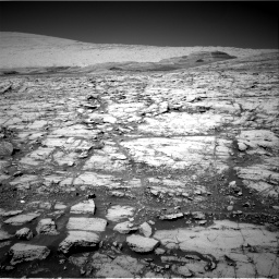Nasa's Mars rover Curiosity acquired this image using its Right Navigation Camera on Sol 1837, at drive 1268, site number 66