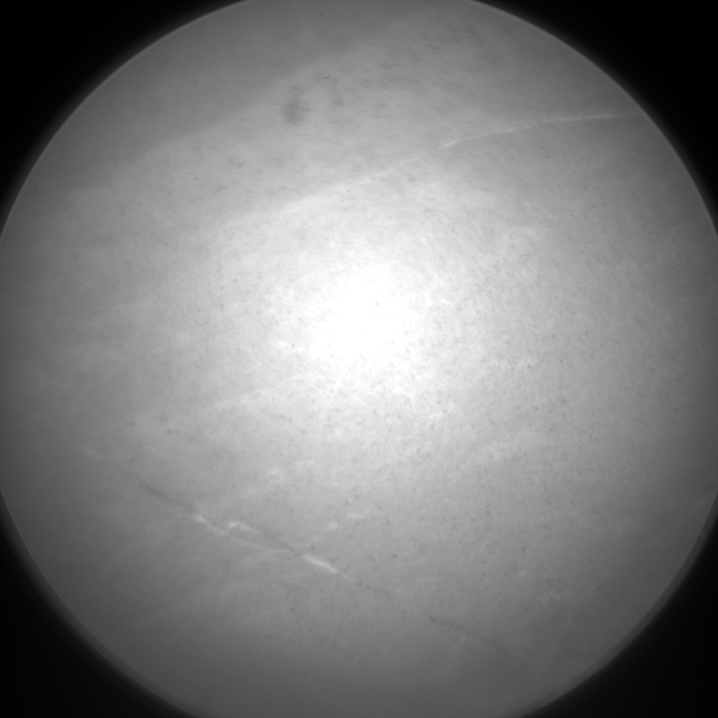 Nasa's Mars rover Curiosity acquired this image using its Chemistry & Camera (ChemCam) on Sol 1841, at drive 1332, site number 66