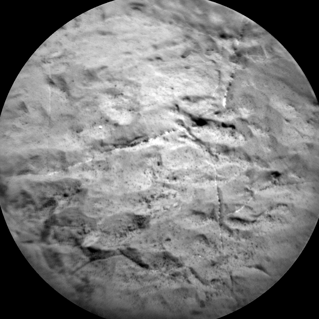 Nasa's Mars rover Curiosity acquired this image using its Chemistry & Camera (ChemCam) on Sol 1842, at drive 1332, site number 66