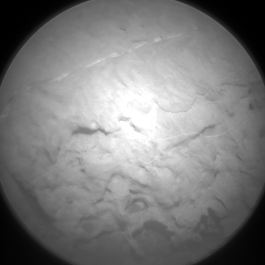 Nasa's Mars rover Curiosity acquired this image using its Chemistry & Camera (ChemCam) on Sol 1843, at drive 1332, site number 66