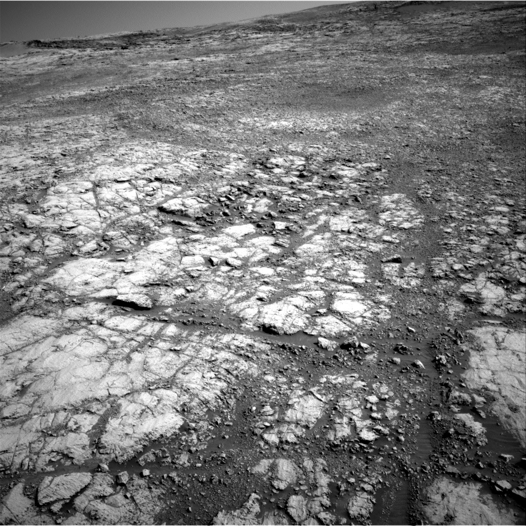 Nasa's Mars rover Curiosity acquired this image using its Right Navigation Camera on Sol 1843, at drive 1342, site number 66