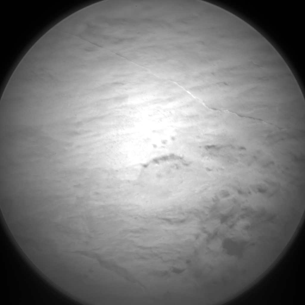 Nasa's Mars rover Curiosity acquired this image using its Chemistry & Camera (ChemCam) on Sol 1844, at drive 1342, site number 66