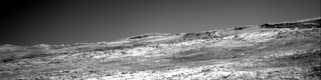 Nasa's Mars rover Curiosity acquired this image using its Right Navigation Camera on Sol 1844, at drive 1342, site number 66