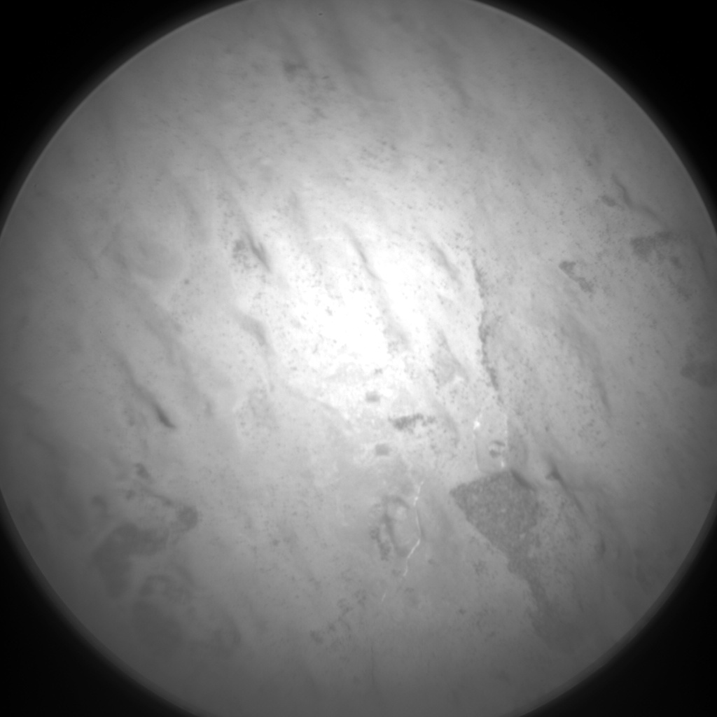 Nasa's Mars rover Curiosity acquired this image using its Chemistry & Camera (ChemCam) on Sol 1845, at drive 1342, site number 66