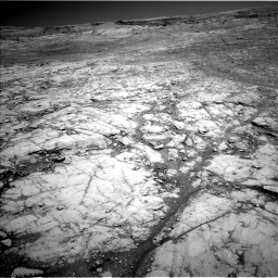 Nasa's Mars rover Curiosity acquired this image using its Left Navigation Camera on Sol 1846, at drive 1366, site number 66