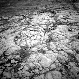 Nasa's Mars rover Curiosity acquired this image using its Left Navigation Camera on Sol 1846, at drive 1480, site number 66