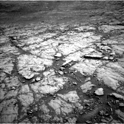 Nasa's Mars rover Curiosity acquired this image using its Left Navigation Camera on Sol 1846, at drive 1510, site number 66