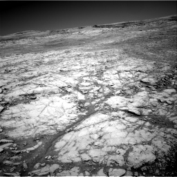 Nasa's Mars rover Curiosity acquired this image using its Right Navigation Camera on Sol 1846, at drive 1348, site number 66