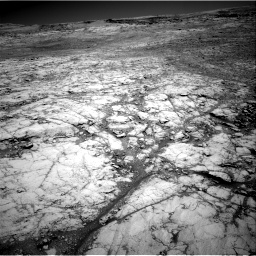 Nasa's Mars rover Curiosity acquired this image using its Right Navigation Camera on Sol 1846, at drive 1366, site number 66
