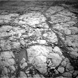 Nasa's Mars rover Curiosity acquired this image using its Right Navigation Camera on Sol 1846, at drive 1462, site number 66