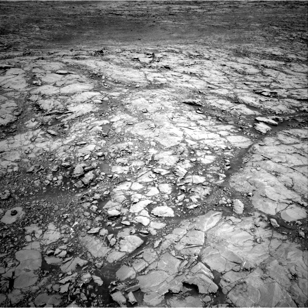 Nasa's Mars rover Curiosity acquired this image using its Right Navigation Camera on Sol 1846, at drive 1480, site number 66