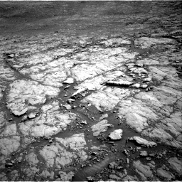 Nasa's Mars rover Curiosity acquired this image using its Right Navigation Camera on Sol 1846, at drive 1510, site number 66