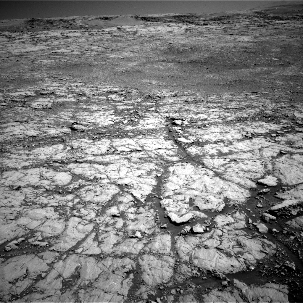 Nasa's Mars rover Curiosity acquired this image using its Right Navigation Camera on Sol 1846, at drive 1516, site number 66