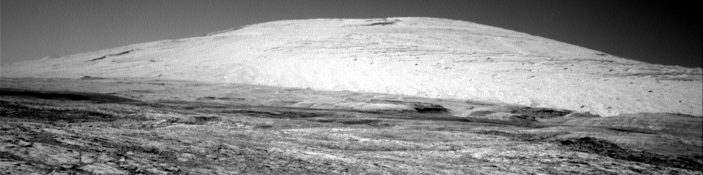 Nasa's Mars rover Curiosity acquired this image using its Right Navigation Camera on Sol 1847, at drive 1516, site number 66
