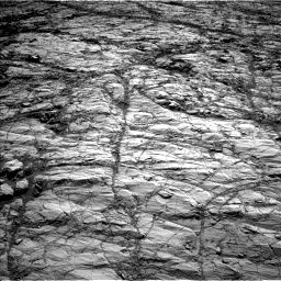 Nasa's Mars rover Curiosity acquired this image using its Left Navigation Camera on Sol 1848, at drive 1534, site number 66