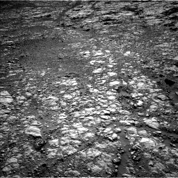 Nasa's Mars rover Curiosity acquired this image using its Left Navigation Camera on Sol 1848, at drive 1624, site number 66