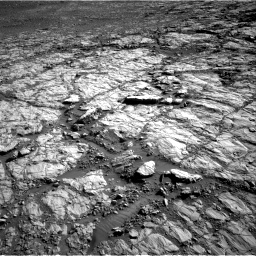 Nasa's Mars rover Curiosity acquired this image using its Right Navigation Camera on Sol 1848, at drive 1516, site number 66