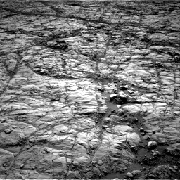 Nasa's Mars rover Curiosity acquired this image using its Right Navigation Camera on Sol 1848, at drive 1528, site number 66
