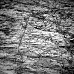 Nasa's Mars rover Curiosity acquired this image using its Right Navigation Camera on Sol 1848, at drive 1534, site number 66