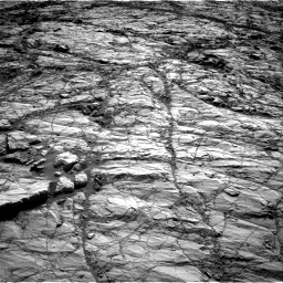 Nasa's Mars rover Curiosity acquired this image using its Right Navigation Camera on Sol 1848, at drive 1540, site number 66