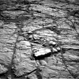 Nasa's Mars rover Curiosity acquired this image using its Right Navigation Camera on Sol 1848, at drive 1552, site number 66
