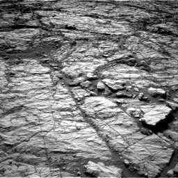 Nasa's Mars rover Curiosity acquired this image using its Right Navigation Camera on Sol 1848, at drive 1576, site number 66