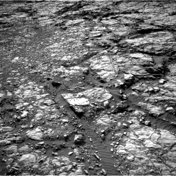 Nasa's Mars rover Curiosity acquired this image using its Right Navigation Camera on Sol 1848, at drive 1612, site number 66