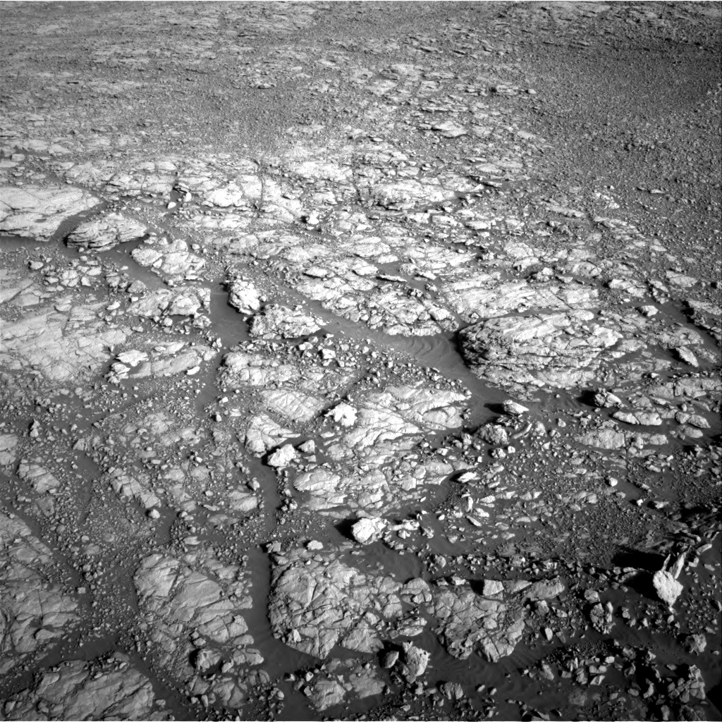 Nasa's Mars rover Curiosity acquired this image using its Right Navigation Camera on Sol 1848, at drive 1624, site number 66