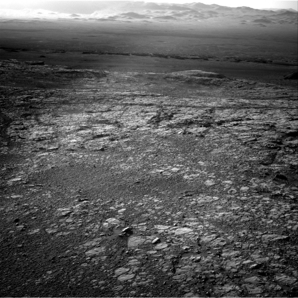 Nasa's Mars rover Curiosity acquired this image using its Right Navigation Camera on Sol 1848, at drive 1654, site number 66