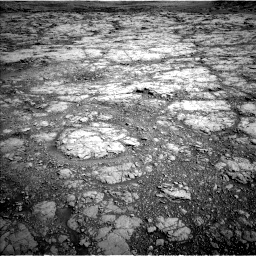 Nasa's Mars rover Curiosity acquired this image using its Left Navigation Camera on Sol 1850, at drive 1696, site number 66