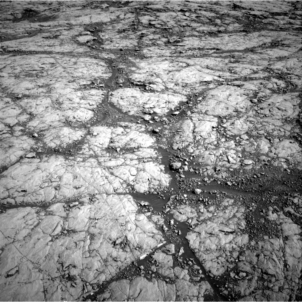 Nasa's Mars rover Curiosity acquired this image using its Right Navigation Camera on Sol 1850, at drive 1774, site number 66