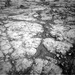 Nasa's Mars rover Curiosity acquired this image using its Right Navigation Camera on Sol 1850, at drive 1786, site number 66